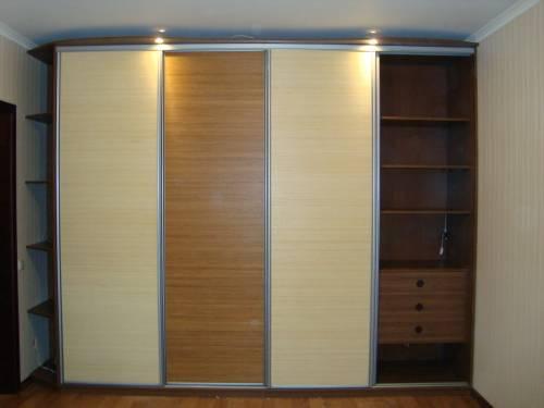 угловой шкаф дуб кремона - фото 9
